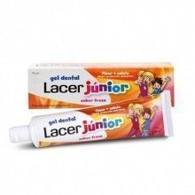 LACER GEL JUNIOR FRESA 75ML