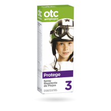OTC SPRAY REPELENTE DE PIOJOS 125ML