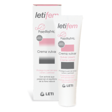 LETIFEM PAEDIATRIC CREMA VULVAR 30ML