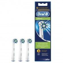 ORAL B RECAMBIO CABEZALES CROSSACTION 3UDS