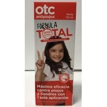 OTC ANTIPIOJOS FÓRMULA TOTAL SPRAY 125ML