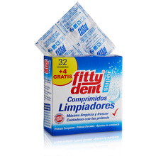 FITTYDENT SUPER COMPRIMIDOS 32+4