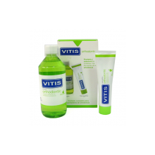 PACK VITIS ORTHODONTIC PASTA + COLUTORIO