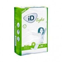 COMPRESA ID LIGHT MINI 20UDS