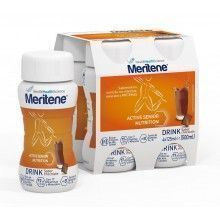 MERITENE DRINK CHOCOLATE 4X125 ML