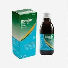 ROMILAR JARABE 200ML