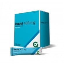 IBUDOL 400MG SUSPENSIÓN ORAL 20 SOBRES