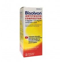 BISOLVON ANTITUSIVO COMPOSITUM 3MG/ML + 1,5MG/ML SOLUCIÓN ORAL 200ML