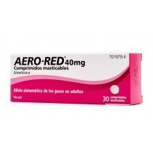 AERO RED 40MG 30 COMPRIMIDOS MASTICABLES