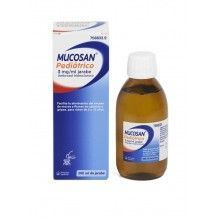 MUCOSAN PEDIÁTRICO 3MG/ML JARABE 200ML